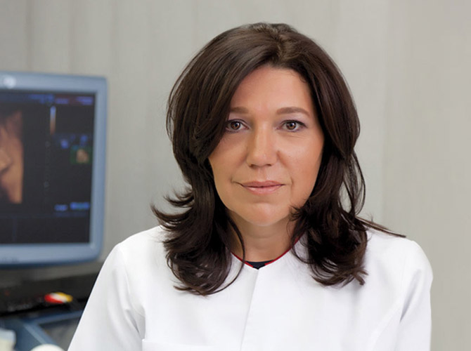 Doctor Cheles Carmen - Clinica Medicum