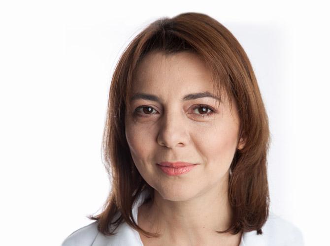 Doctor Dorina Codreanu - Clinica Medicum