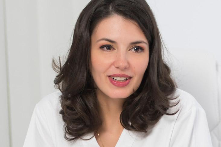 Doctor Iulia Panturu - Clinica Medicum