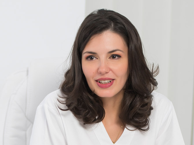 Doctor Panturu Iulia - Clinica Medicum