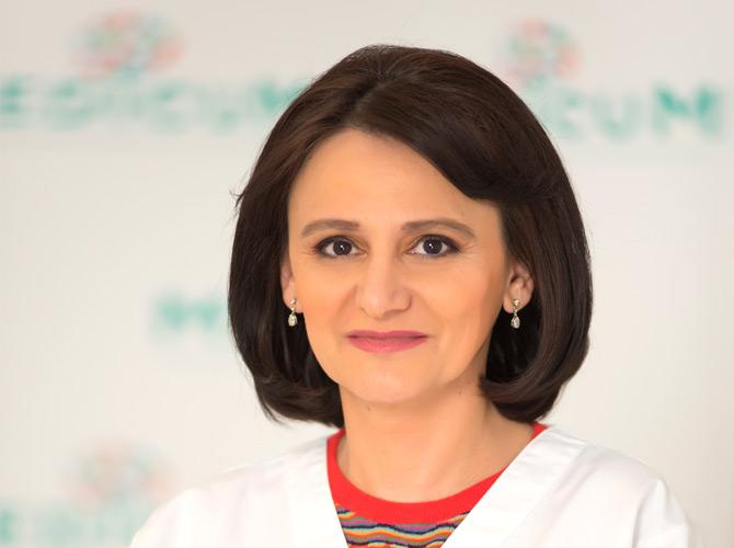 Doctor Viviana Iordache - Clinica Medicum