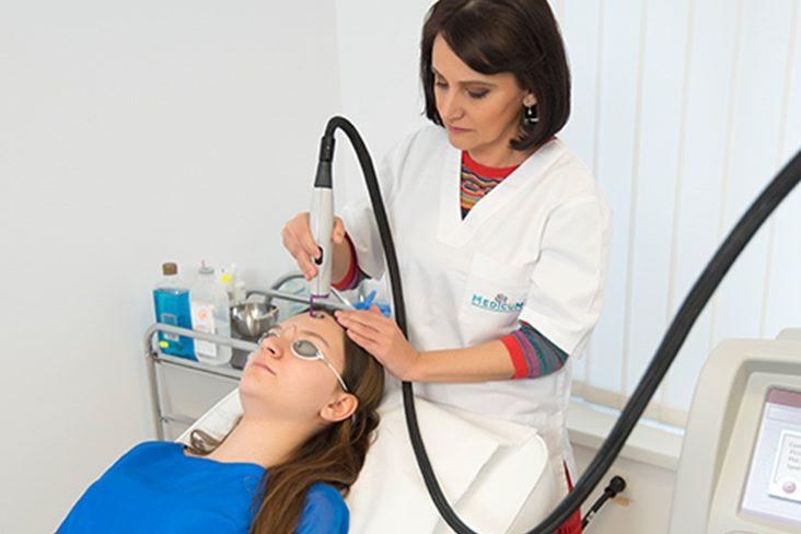 Rozaceea - Clinica Medicum