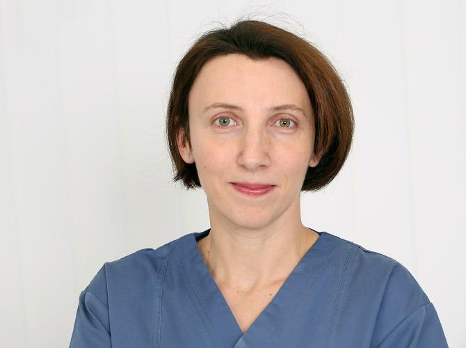 Doctor Dumitrescu Ana-Maria - Clinica Medicum
