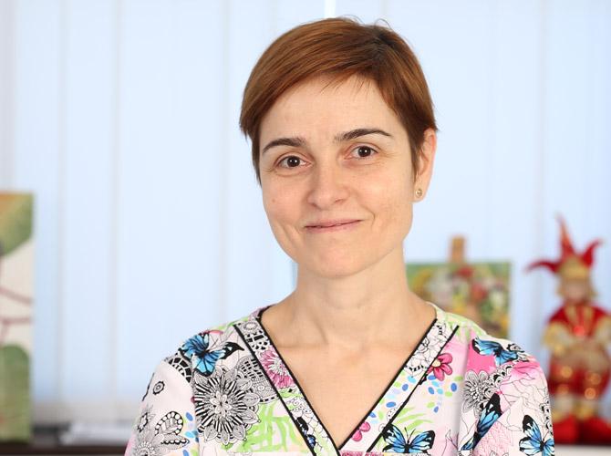 Doctor Nicolae Adriana - Clinica Medicum
