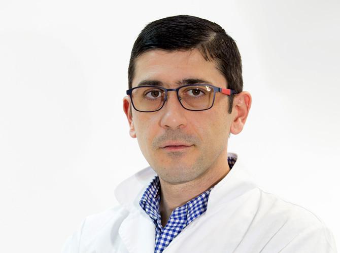 Doctor Vlad Postelnicu - Clinica Medicum
