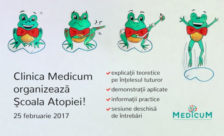 Scoala Atopiei - Clinica Medicum