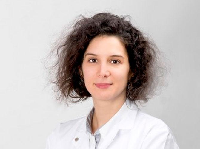Doctor Horhoianu Irina Adriana - Clinica Medicum