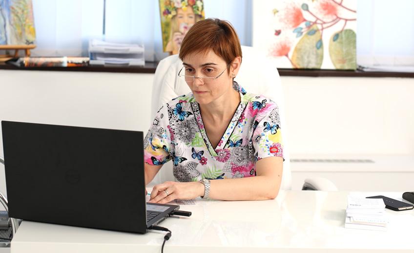 Dr. Nicolae Adriana - medic alergolog, Clinica Medicum