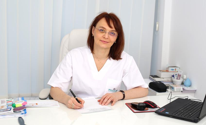 Dr. Diana Placintescu - medic dermatolog, Clinica Medicum