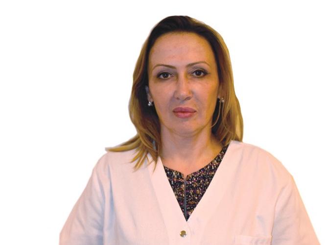 Doctor Budu Antoaneta - Clinica Medicum