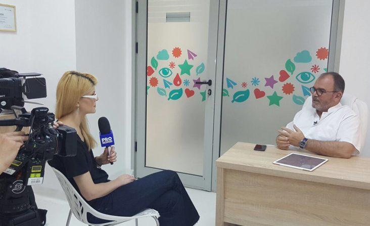 Petros Liolios - Specialist în Psihopedagogie Perceptivă