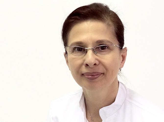Dr. Sandu Mihaela, medic de familie, Clinica Medicum