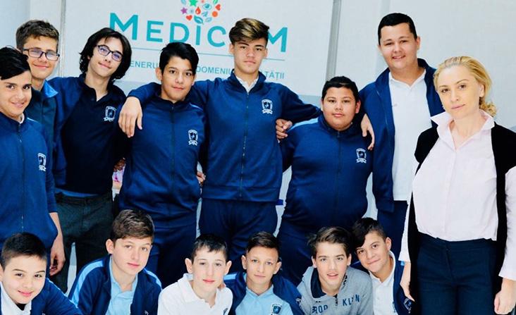 Echipa de rugby Club Antonio JR