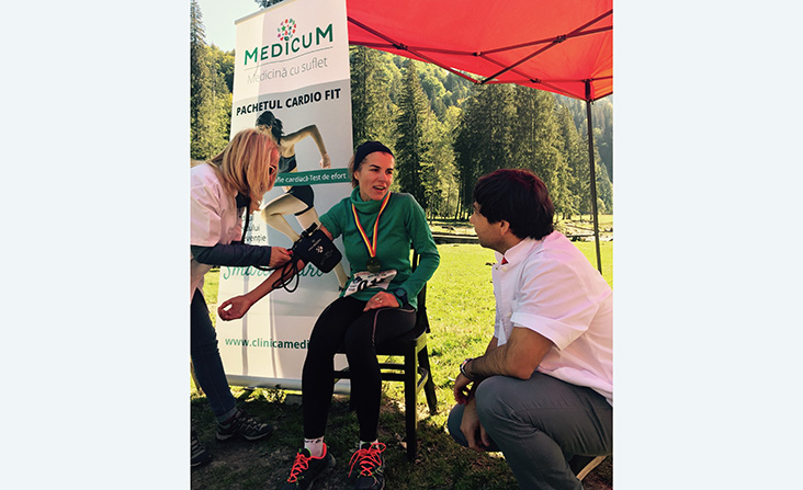Semi Maraton Alpin Iezer Păpușa