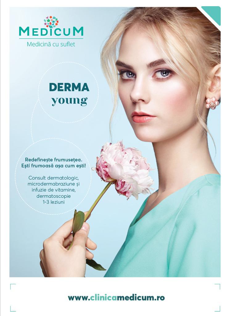 Centrul de excelenta in dermatologie Clinica Medicum