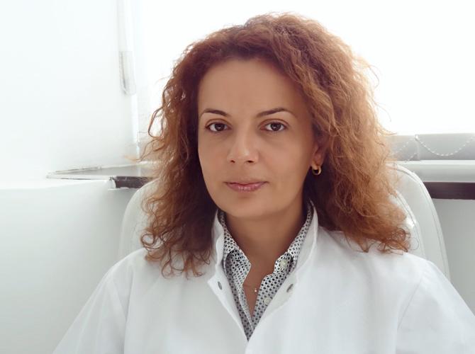 Dr. Barbulescu Silvia, medic specialist chirurgie generala - Clinica Medicum