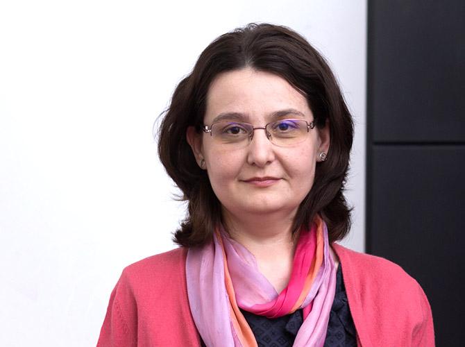 Dr. Carolina Negrei, Clinica Medicum