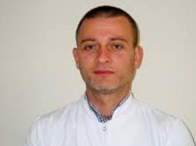 Dr. Cristea Ionuţ Daniel